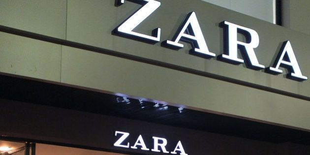Las tiendas de Inditex recogerán ropa para donarla a Cáritas y Cruz