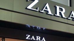 Inditex recogerá ropa para donarla a Caritas y Cruz
