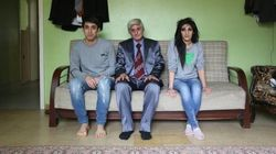 La historia de un refugiado con cáncer que conmovió a Obama y Edward