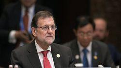 Rajoy, ni mu sobre Soria en su