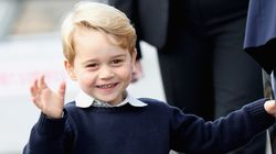 Después de ocho días en Canadá, he aquí LA MEJOR foto del príncipe