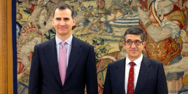 Las consultas del rey: el martes recibirá a Rivera, Iglesias, Sánchez y