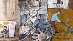 El pueblo de bandidos que cambió su cara con murales