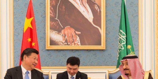 China se aventura a la vorágine en Oriente