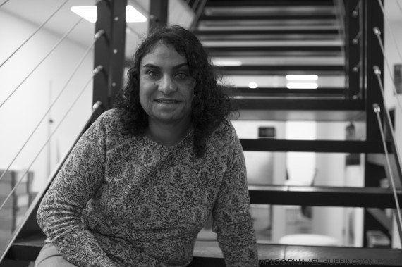 Entrevista con Nadia Ghulam: