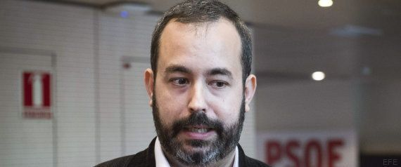 Sergio Cebolla, precandidato a las primarias del PSOE: