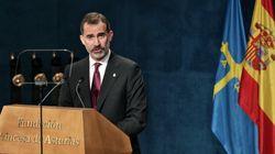 Felipe VI pide cultura frente a la ignorancia en los premios Princesa