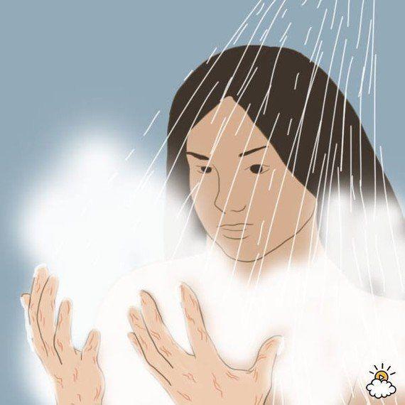 10 errores en la ducha que llevamos cometiendo toda la