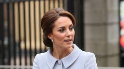 Kate Middleton sorprende a los pasajeros de un