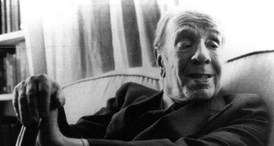 Borges, autor del