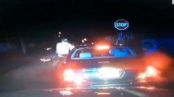 Un policía dispara a un hombre que se había entregado