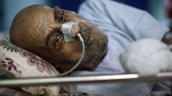 Israel bombardea un hospital con pacientes