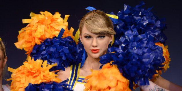 La prueba de que Taylor Swift es tan guapa que parece irreal: ¿cuál es de cera y cuál de verdad?