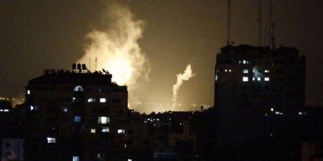 Israel comienza la invasión terrestre de