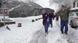 Alerta por frío y nieve: 28 provincias sobre
