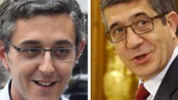 Patxi López y Eduardo Madina se quedarían sin escaño, según el