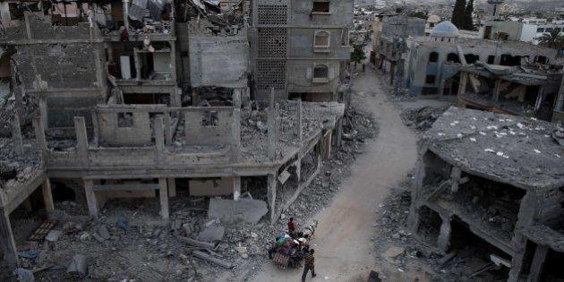 Crímenes de guerra de Israel en Gaza: Amnistía y Human Rights Watch denuncian dificulta su