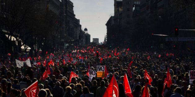 Huelga general 14-N: los sindicatos convocarán el segundo paro general de la legislatura