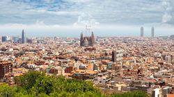 Detenidos dos ultras en Barcelona por patear una embarazada que vestía