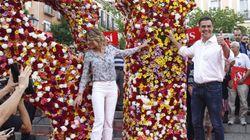 El PSOE se envuelve en el recuerdo de Pedro Zerolo para arrancar su