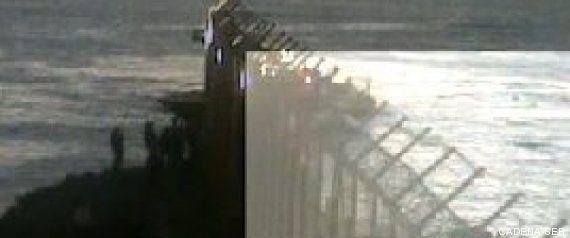 7 cosas que muestran los vídeos de Ceuta publicados por