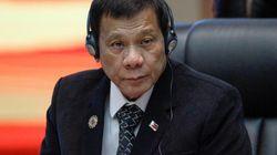 Las salidas de tono del presidente de Filipinas, Rodrigo