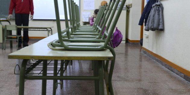 Huelga de estudiantes 18-O: CEAPA y Sindicato de Estudiantes cifran el seguimiento en más del 80%