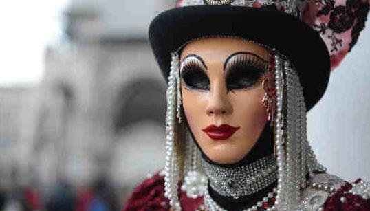 ¿Inquietantes o bonitas? Las mejores fotos del Carnaval de