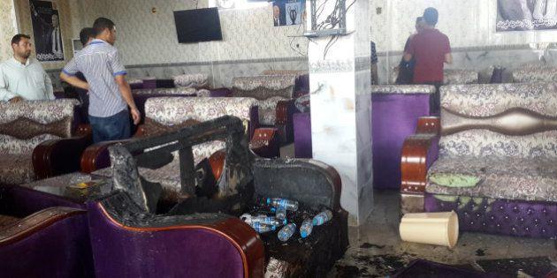 El Estado Islámico mata a 16 personas en una peña del Real Madrid en