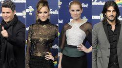 Los famosos de los Premios 40