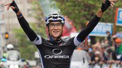 Fallece atropellado Víctor Cabedo, ciclista del