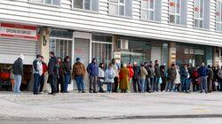 Los empresarios auguran que España rozará los seis millones de desempleados en