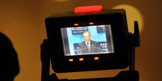 Wen Jiabao, el primer ministro chino, único líder mundial capaz de vetar ruedas de prensa en la