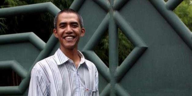 Así es la vida de Ilham Anas, el doble indonesio de Barack