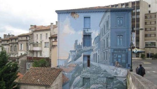 Angoulême, una ciudad para descubrir a través del cómic