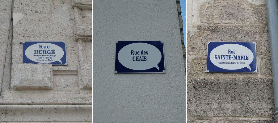 Angoulême, la ciudad en la que el cómic y el 'street art' se fusionan