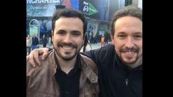 'Pablerto', el grupo de Telegram donde Iglesias y Garzón volvieron a