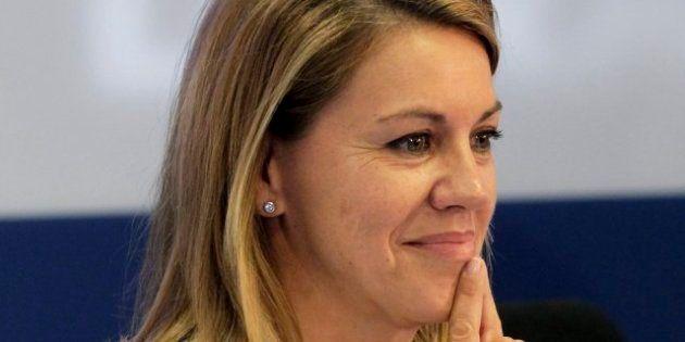 Cospedal recalca que el Pacto Fiscal que reclama Cataluña