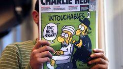 Cientos de afganos contra las caricaturas de