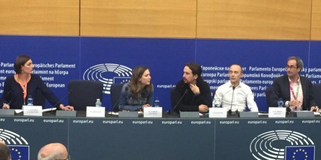 El Parlamento Europeo pospone en el último minuto su votación sobre el