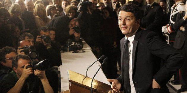 Matteo Renzi presenta el nuevo Gobierno italiano: paritario y con una mujer en