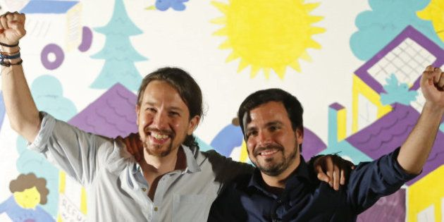La coalición Unidos Podemos: antídoto contra el 'virus