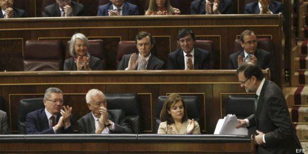 El PP impide que Rajoy se explique sobre Bárcenas en una sesión de control al