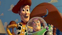 Buzz Lightyear, Woody: a vuestros