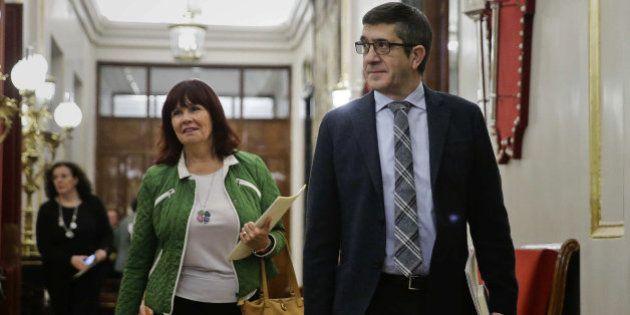 El Congreso rechaza los grupos de ERC-Bildu-IU y de