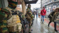 Una Bruselas fantasma sigue buscando a dos terroristas