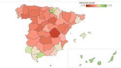 Los migrantes se van y España sigue perdiendo