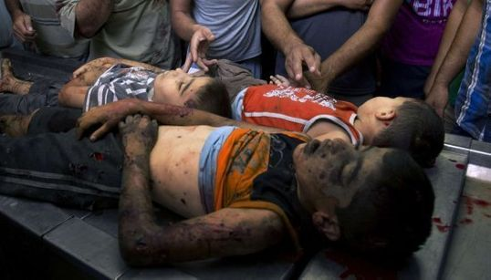 Una cifra dramática: 469 niños asesinados en