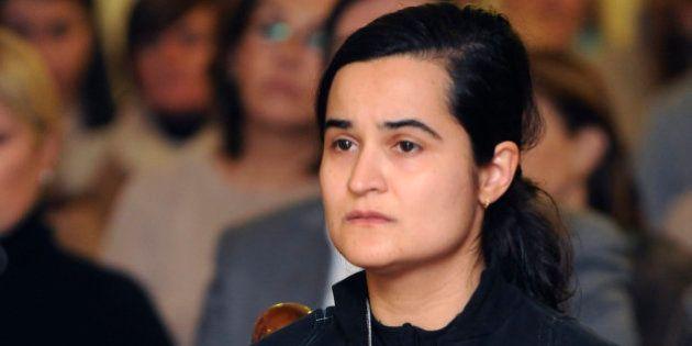 Triana Martínez relata el acoso sexual de Isabel Carrasco: