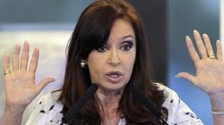 Cristina, procesada por